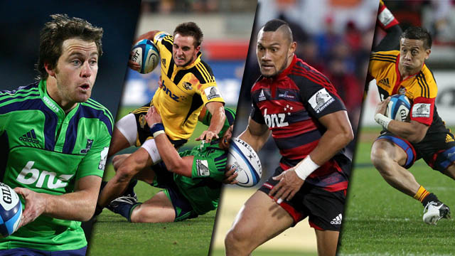 New Zealand Super rugby 2013