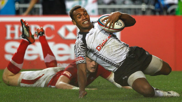 Fiji Wales Hong Kong Sevens final