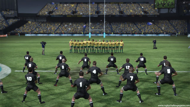 Rugby Challenge screenshot