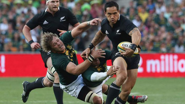 Rugby Championship 2012