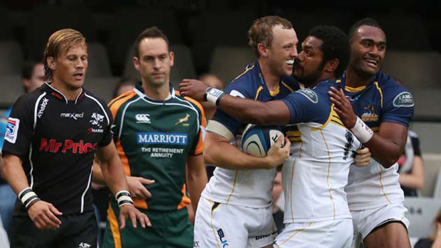 Sharks Brumbies