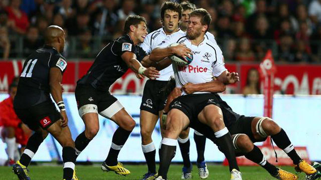 Super Rugby Rd 4 - Kings v Sharks