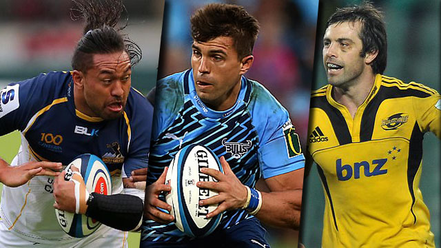 Super Rugby 2013 Round 5 highlights
