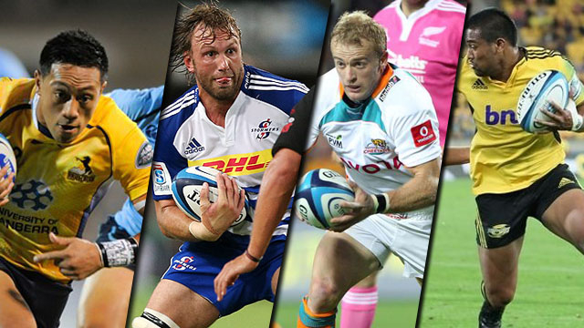 Super Rugby Team of the Week 4