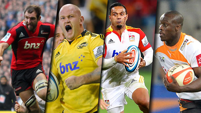 Super Rugby team of the week round 5