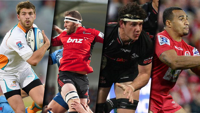 Super Rugby team of the week round 6