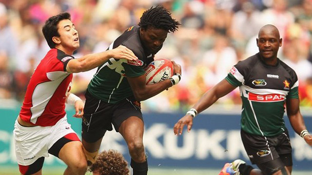 Zimbabwe International Sevens 2013