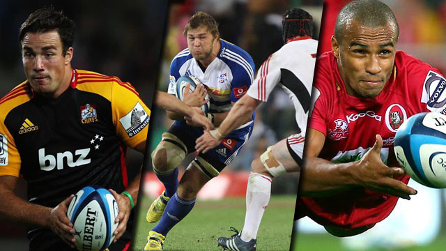 Super Rugby highlights