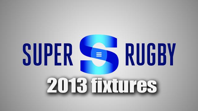 super rugby 2013 fixtures