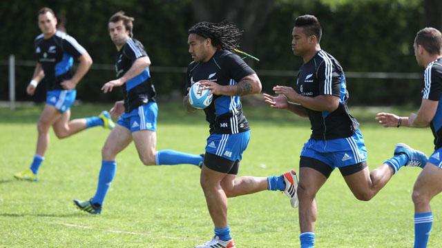 All Blacks Training Squad