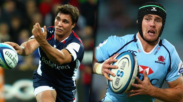 Rebels Waratahs