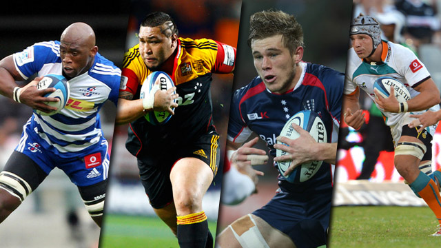 Super Rugby 2013 team of the week