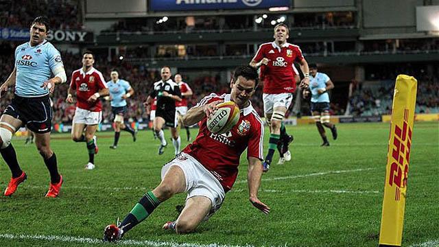 British and Irish Lions v Waratahs
