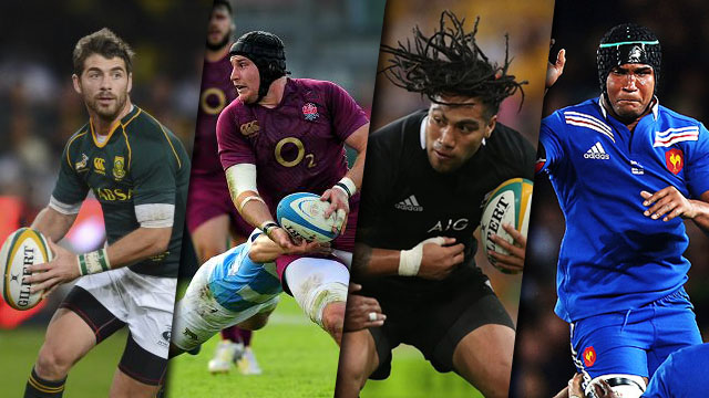 International rugby team of the week