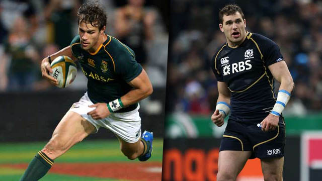 South Africa vs Scotland