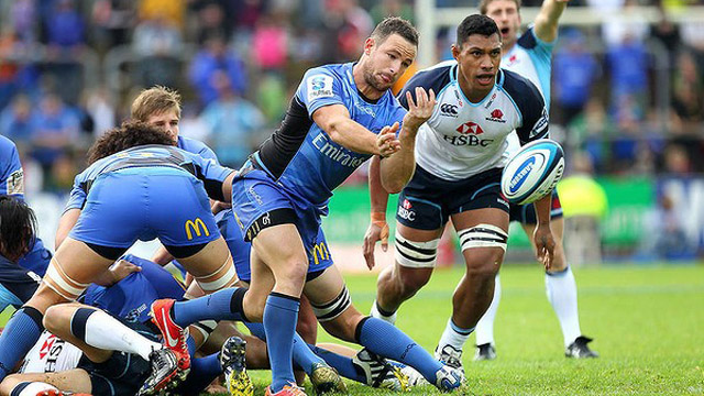 Western Force Waratahs
