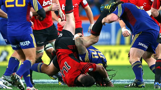 Maa Nonu Tom Marshall tackle