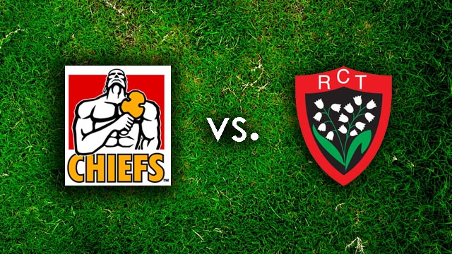 Chiefs vs Toulon