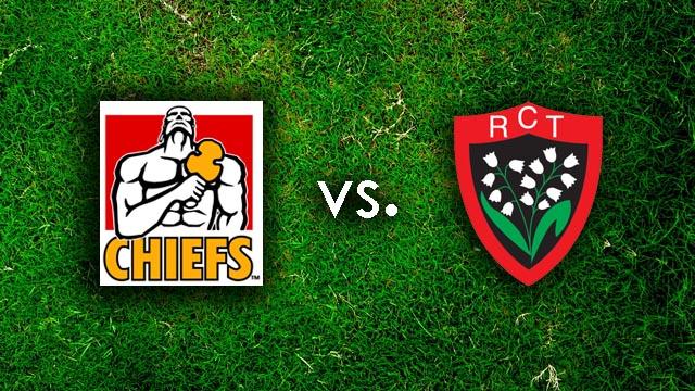 Chiefs vs Toulon