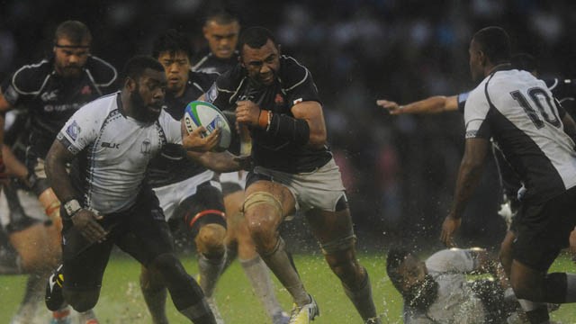 Japan vs Fiji Pacific Nations Cup