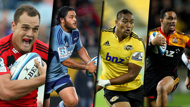 NZ Super Rugby tries