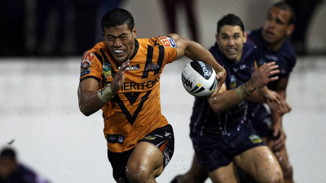 Tim Simona West Tigers
