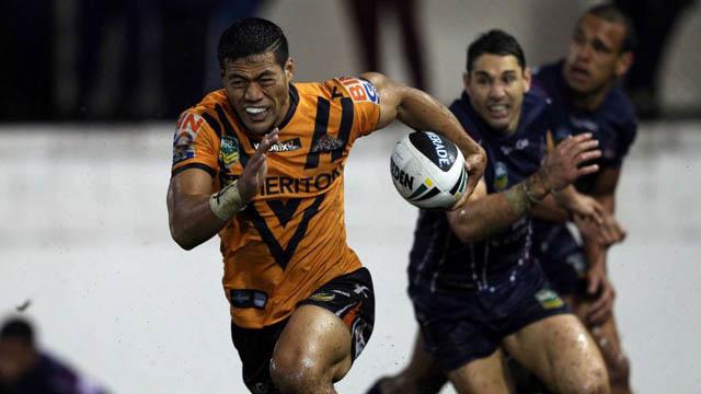 Tim Simona West Tigers
