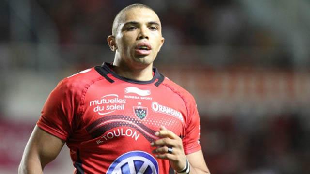 Bryan Habana Toulon