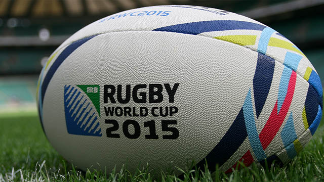 Gilbert Rugby World Cup 2015 ball