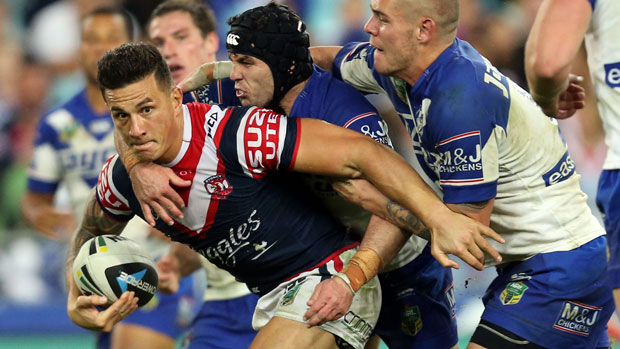 Sonny Bill Williams Roosters