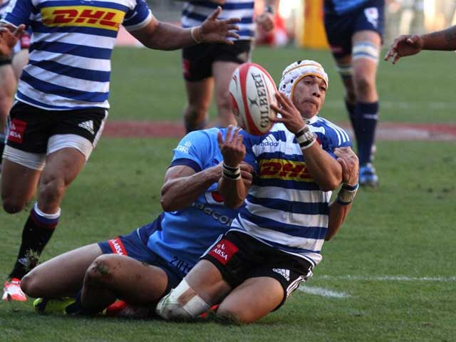 Cheslin Kolbe vs Blue Bulls