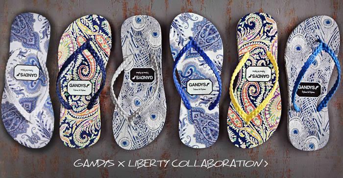 Gandys Flip Flops Liberty