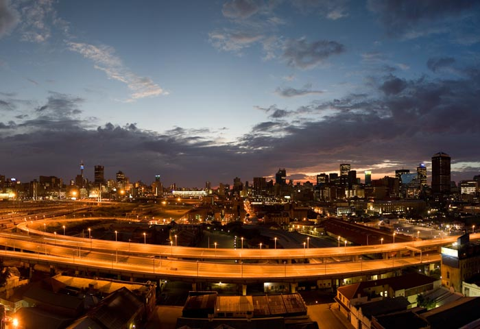 Johannesburg City South Africa