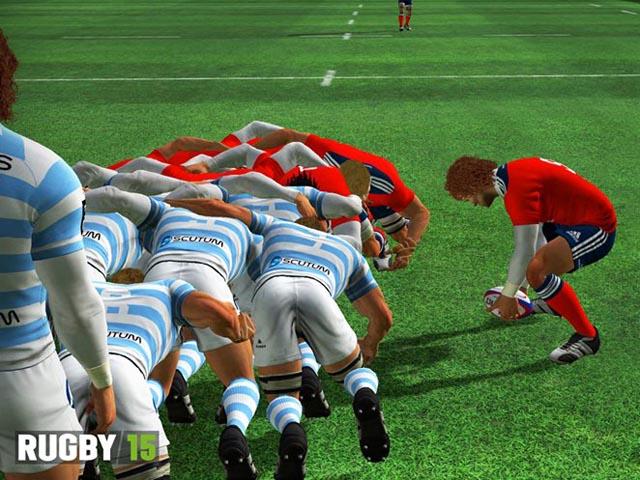 Rugby 15 screenshot 3
