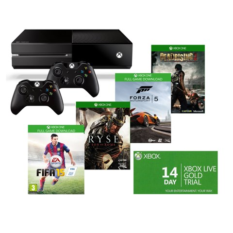 Xbox One Exclusive Kalahari bundle 1