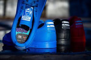 Pharrell Reveals Awesome Adidas Shoe Collaboration