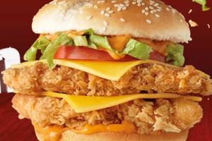 Men, Rejoice - The KFC Double Crunch Is Back