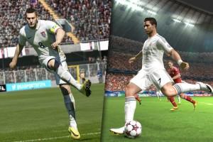 FIFA 15 Vs PES 2015 - Gameplay Comparison