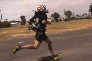 Jet Pack Makes Speed Boost A Reality [Video]