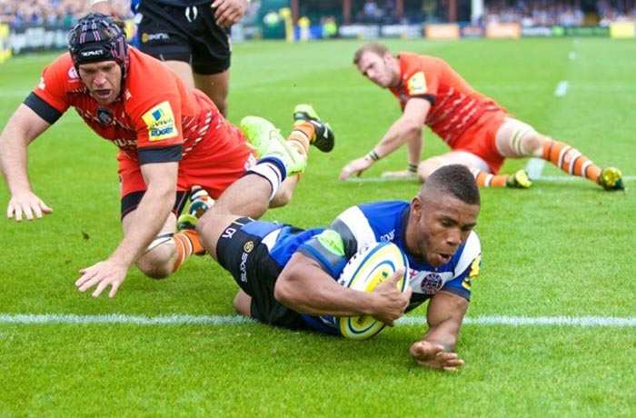 Kyle Eastmond Bath