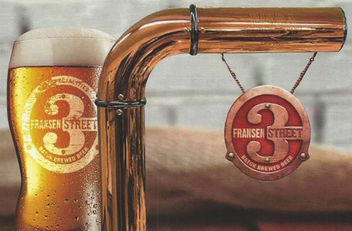 No3 Fransen Street beer