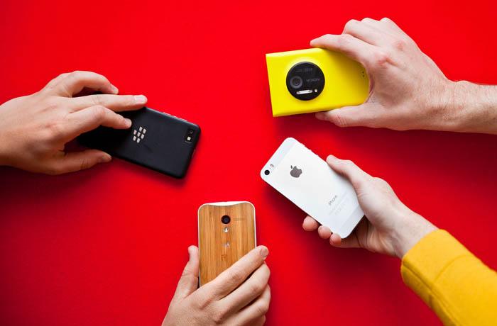 Smartphones in 2014