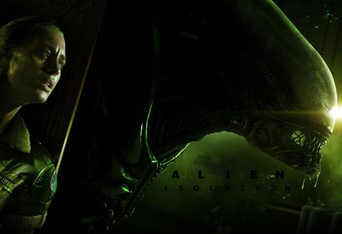 Alien Isolation header