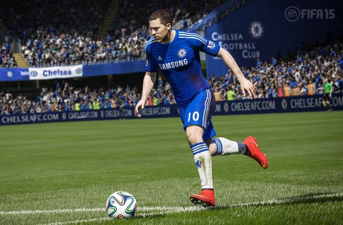 FIFA 15 header