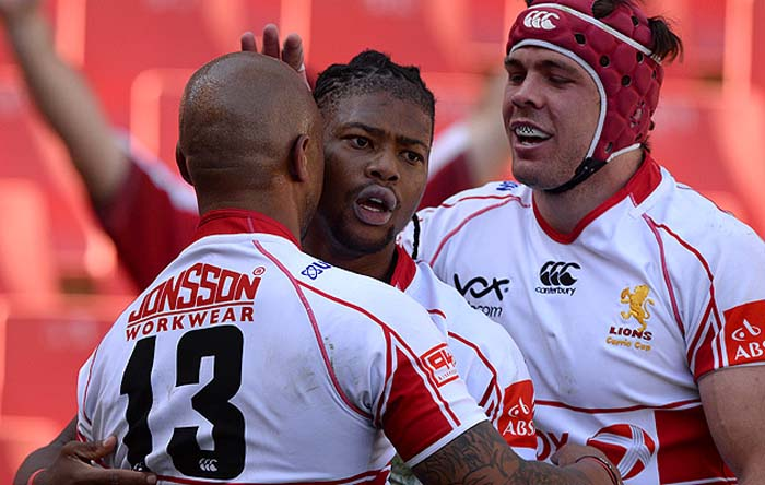 Golden Lions vs Sharks