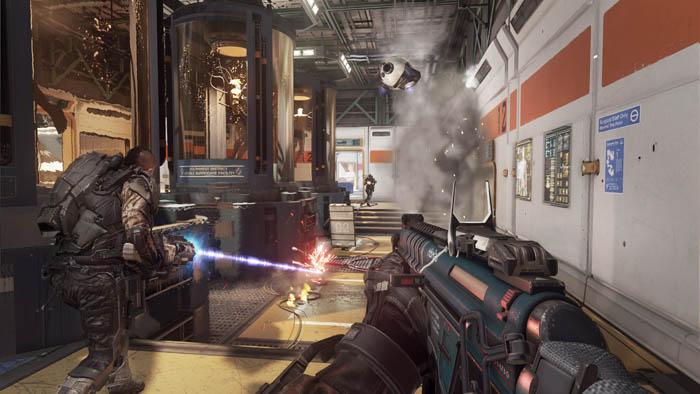 Call of Duty Advanced Warefare screenshot