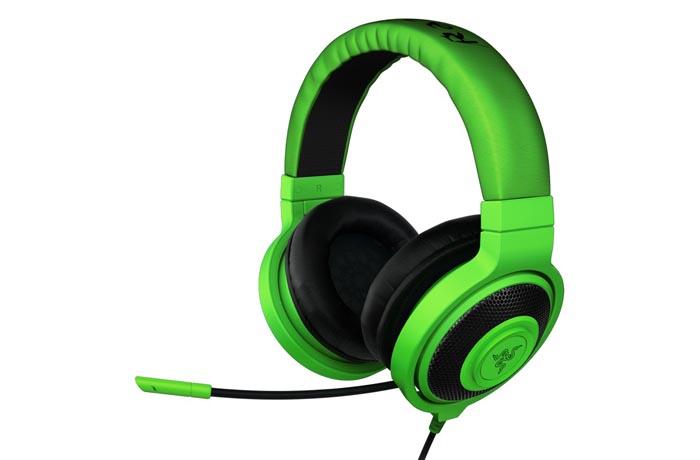 Razer Kraken headphones 1