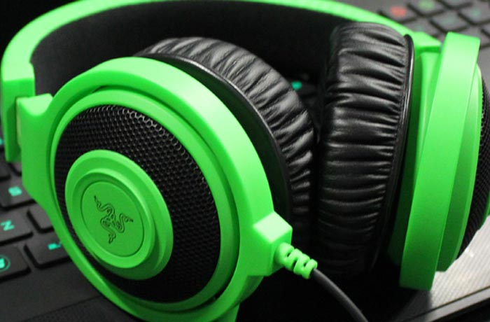 Razer Kraken headphones