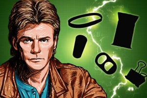 Top 10 Most Absurd MacGyver Inventions
