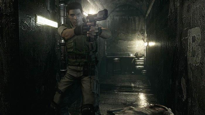 Resident Evil Remaster HD